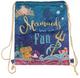 Mermaid Slogan Drawstring Bag